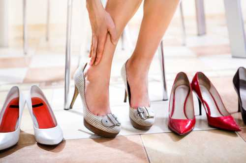 8 хитростей, как ходить на высоких каблуках до вечера