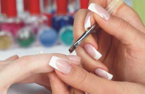 наращивание ногтей на типсы как способ получить красивые ногти нужной длины